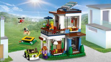 Modulair modern huis