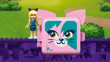 41665 - Stephanie's Cat Cube