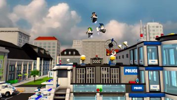 LEGO® City Mini Film: Roket Para