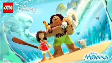 LEGO® DISNEY MOANA 2017 Moana Movie Trailer