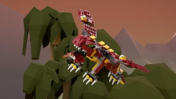 Your Imagination Comes Roaring to Life with the LEGO® Creator 3in1 31073 Mythical Creatures