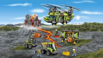 60125 Volcano Heavy Lift Helicopter