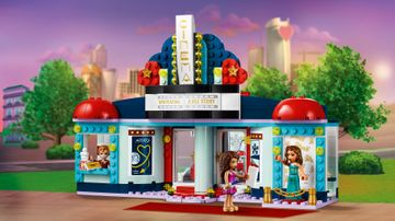 41448 - Heartlake City Movie Theater