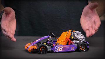 Designer workshop Race Kart