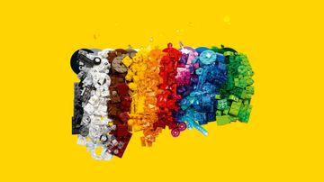 Kreativitet med gjennomsiktige klosser