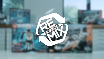 Robot Remix reveal video