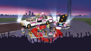 41107 Pop Star Limo