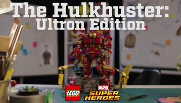 LEGO® Hulkbuster: Ultron Edition Designer Video - Marvel Super Heroes - 76105