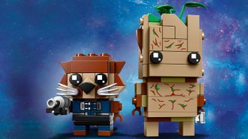 41626 Groot and Rocket