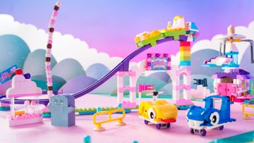 Evil Unikitty™ clone attacks Unikingdom Fairground! – LEGO® Unikitty™! Animation