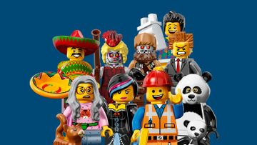 LEGO® Minifigures, The LEGO Movie Series