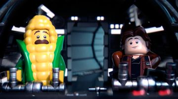 LEGO® Star Wars™ | Who's Your CoPilot? – Corn Cob Cockpit