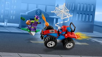 76133 SpiderMan Car Chase