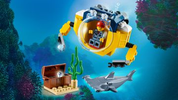 60263 - Ocean Mini-Submarine
