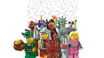 8827 LEGO Minifigures