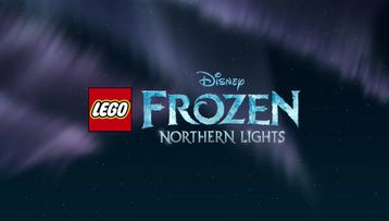 LEGO® Frozen™ Northern Lights Teil 3 – DER GROSSE GLETSCHER