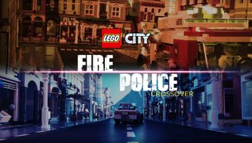 Fire and Police Crossover EP 3: Crook on the Run