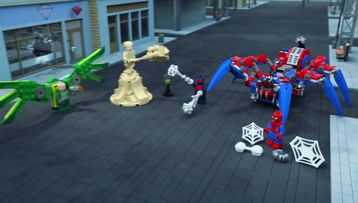 Spider-Man's Spider Crawler – LEGO® Spider-Man - 76114