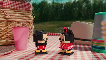 Celebrate 90 Years of Love with Mickey & Minnie
