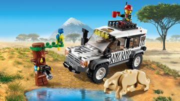 Safari off-roader