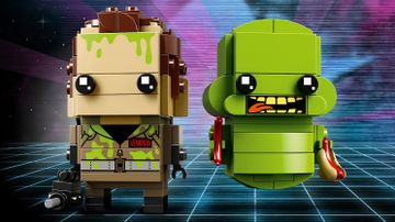41622 Venkman and Slimer