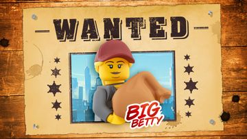 WANTED: Big Betty