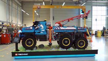 LEGO® Technic tauebil i full størrelse!
