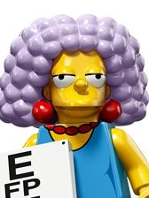 LEGO Minifigures The Simpsons 2 Selma