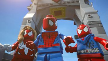 76057 – Spider-Man: Web Warriors Ultimate Bridge Battle