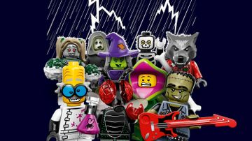 71010 LEGO Minifigures Series 14 Monsters