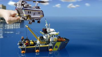 LEGO City Deep Sea Explorers 20 sec