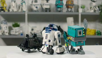 LEGO® Star Wars™ BOOST Droid Commander | Meet the Designers!