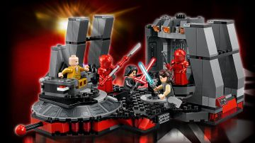 75216 Snokes Throne Room