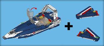 [CAT]DESIGN a flying boat
