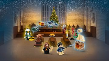 Calendario de Adviento de LEGO® Harry Potter™