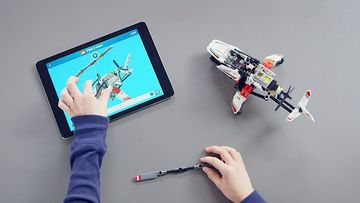 LEGO Technic Digital Building Instructions app functions