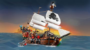 31109 - Pirate Ship