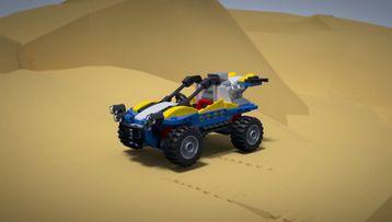 Speedy, Sandy Vehicles – Watch Now!