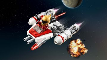 75263 - Resistance Y-wing Microfighter