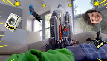LEGO Batman Does Your Chores