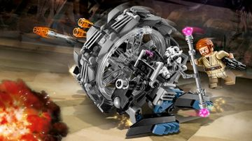 General Grievous' Wheel Bike™