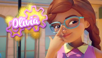 Meet the LEGO® Friends – Olivia