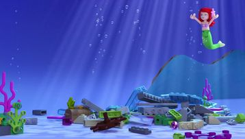 LEGO | Disney Minisode Ariel in The Little Mermaid