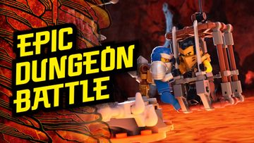 Dungeons of Shintaro – The Battle in the Skull Sorcerer's Dungeon - LEGO® NINJAGO®