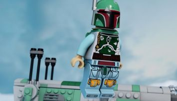 Boba Fett on Hoth - LEGO® Star Wars™ Battle Story