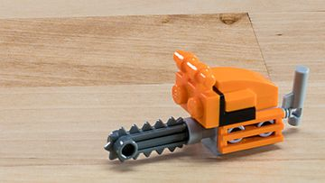 Building Tip Chainsaw