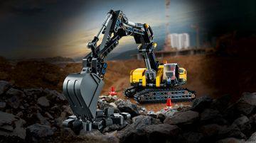 Heavy-Duty Excavator