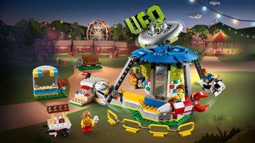 31095 Fairground Carousel