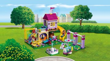 41325 Heartlake City Playground