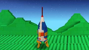 How to build your own LEGO spacecraft